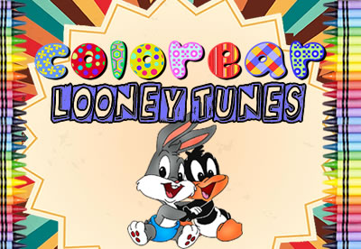 Colorear Looney Tunes