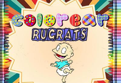 Colorear Rugrats