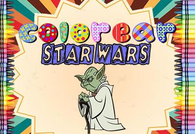 Colorear Stars Wars