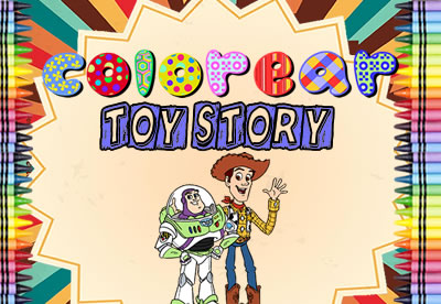 Colorear Toy Story