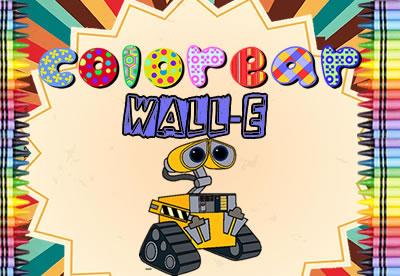 Colorear Wall-E