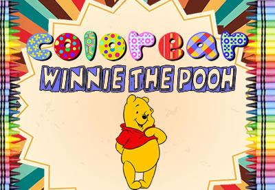 Colorear Winnie Pooh
