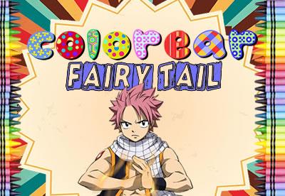 Colorear Fairy Tail