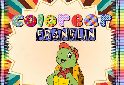 Diviértete pintando los mejores dibujos online de Franklin