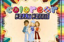 Colorear Holly Hobbie