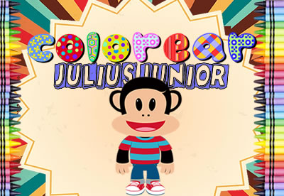 Colorear Julius Jr