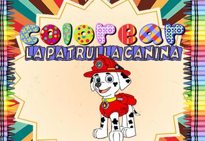 Colorear La Patrulla Canina