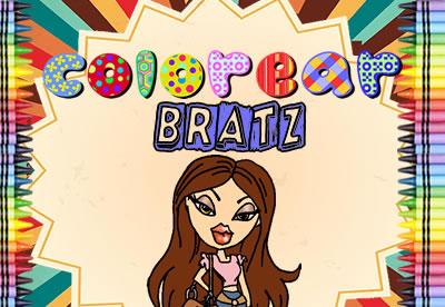 Colorear Bratz Dolls